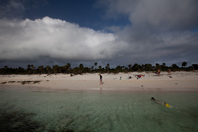 West Plana Cay