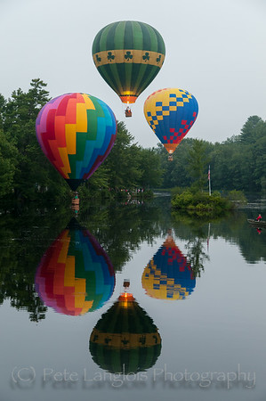 2014 33rd Pittsfield Rotary Hot Air Balloon Rally