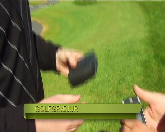 Golf á Íslandi - Stiklur
