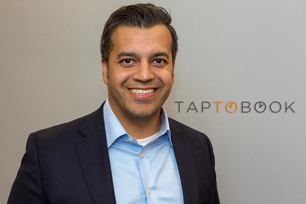 2018 3-8 Ali Chaudhry, TapToBook