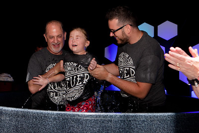 Cornerstone Baptism TWO