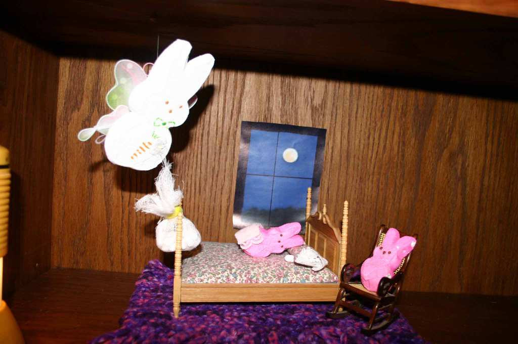 """. \""""The PEEPS Tooth Fairy,\"""" by Gretchen Williams of St. Paul"""