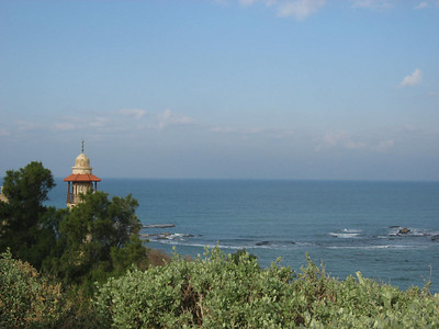 Day 1: Jaffa/Tel Aviv, Jerusalem & the Western Wall