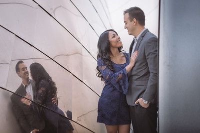 Chris + Tannya Engagement