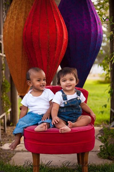 Amara and Ajun
