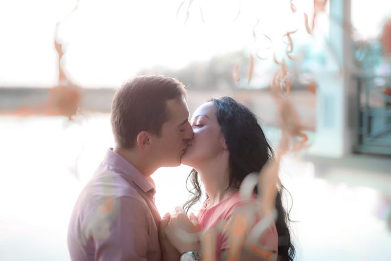 Fotografii inainte de nunta.