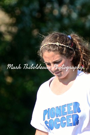 Lampeter-Strasburg Girl's JV/V Soccer v. Eph 9.13.12 (Varsity OT Goal)