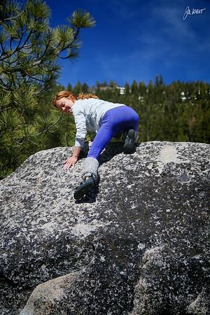 Sierra Climbers