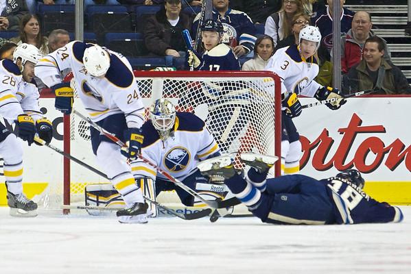 Buffalo at Bluejackets 11-25-11