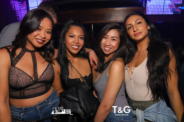 Tongue & Groove - Friday 11-30-2018