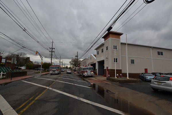 Moonachie, NJ Fire Department - October 31, 2012