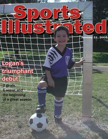 Soccer-first season