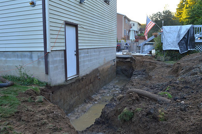 Foundation Repair - Sepember 20, 2012