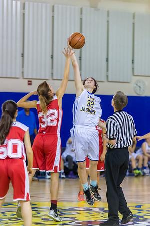 Girls Basketball vs AOSR_29Jan2016