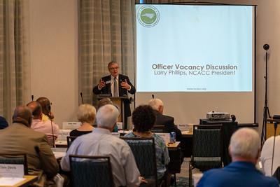 October 2018 NCACC Board of Directors Meeting