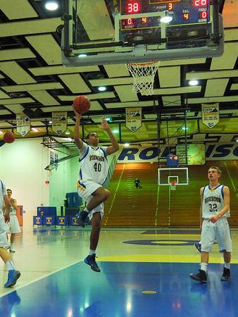 Boys JV Basketball 1/28/14