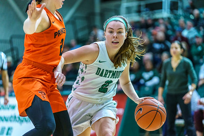 Dartmouth vs Princeton Women's Basketball