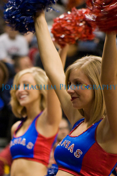 March 12, 2009 KU v Baylor MBB Big12 049