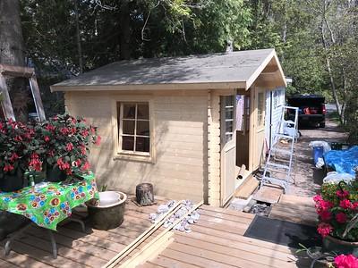 Bunkie Build