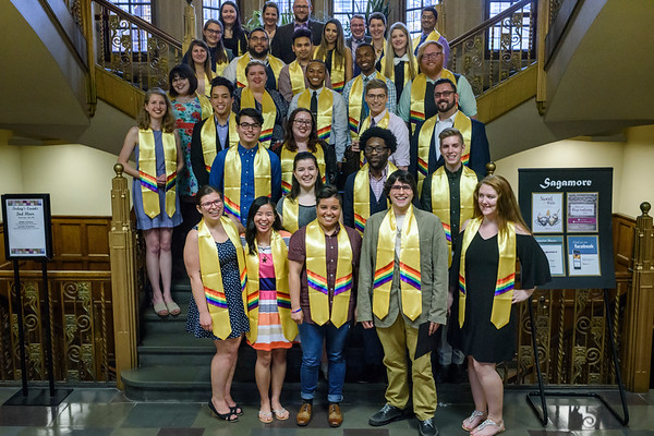 5/10/17 Lavender Graduation Ceremony