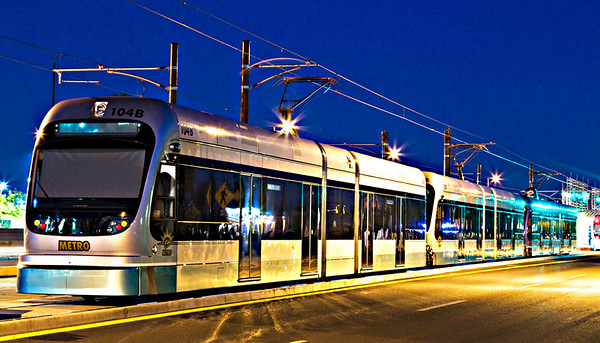Light Rail - After Dark