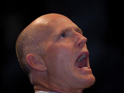 Rick Scott, Governor of Florida