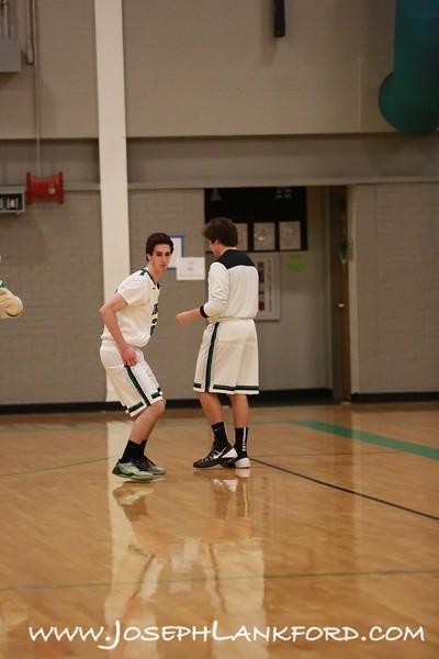 BMCHS vs Bishop Kelley 2015 Boys