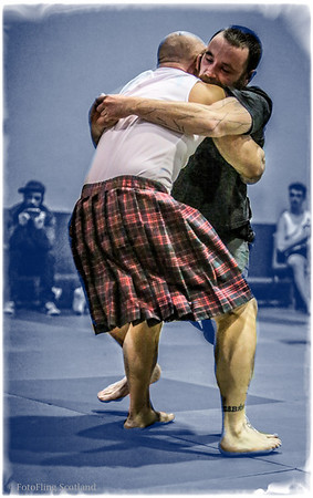 Scottish Open Backhold Wrestling Championships