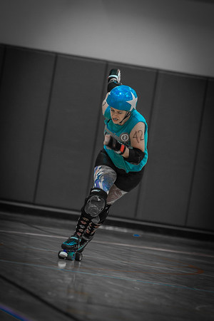 Orlando Roller Derby - Snowbirds vs Mayhem -  Sept 2019