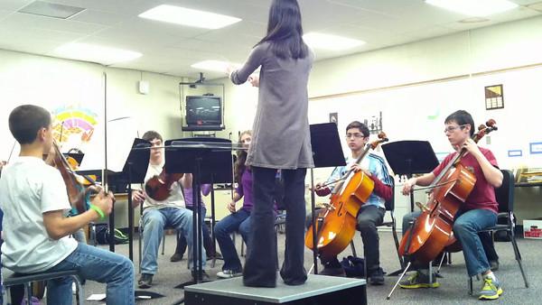 LHMS Orchestra