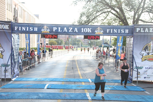 Finish Line 8:30-9 am