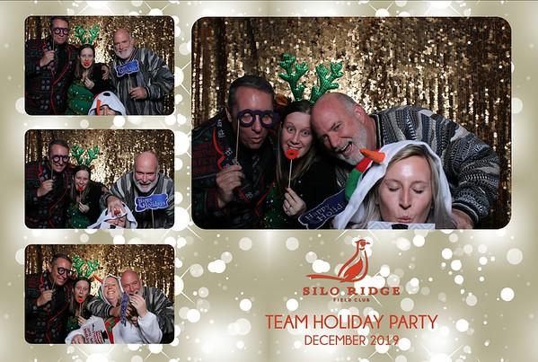 Silo Ridge Field Club Holiday Party