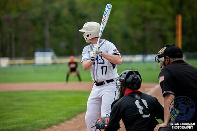 Varsity Baseball vs. Bridgeport - May 3, 2021