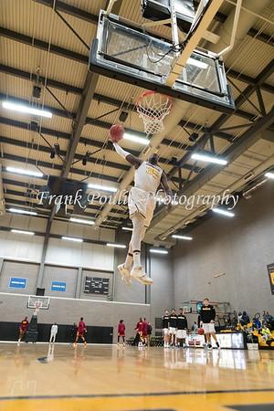 Framingham State men's basketball 11/20/2018