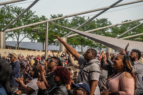 Chicago Gospel Music Festival 2018