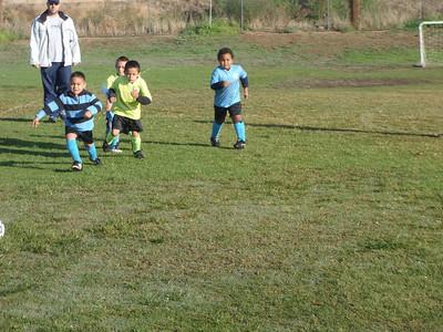 Isiaiah's Soccer Game