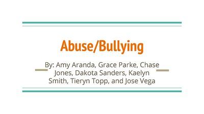Abuse/Bullying