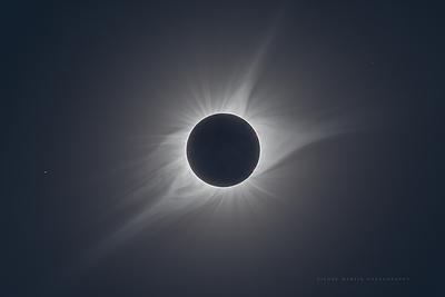 August 21 2017 Total Solar Eclipse - Idaho, USA