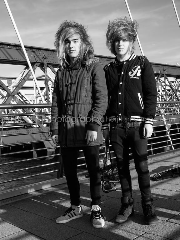 Luke and Luke