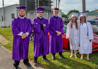 '21 Berkshire High School Commencement