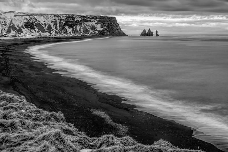 Blacksand Beach of Reynisfjara