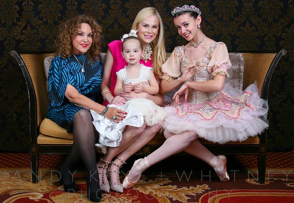 Sugar Plum Fairy Tea - 2 Dec 2013 -  Mansion Hotel