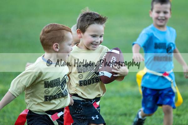 9/1 - Kindergarten - Lions vs Chiefs