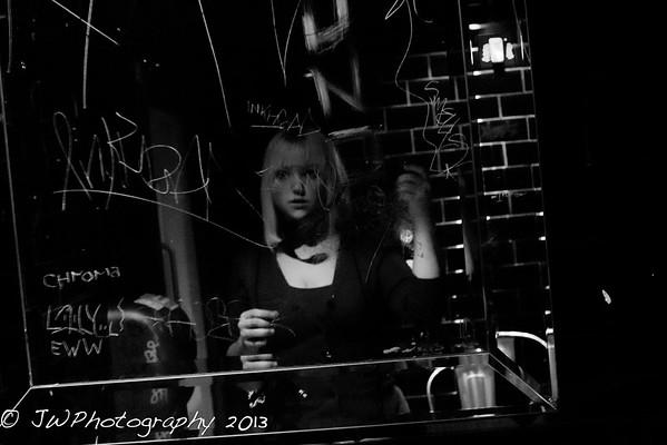 Bethany Saint-Smith & the Gun Show 10/25/13 @ Tammany Hall