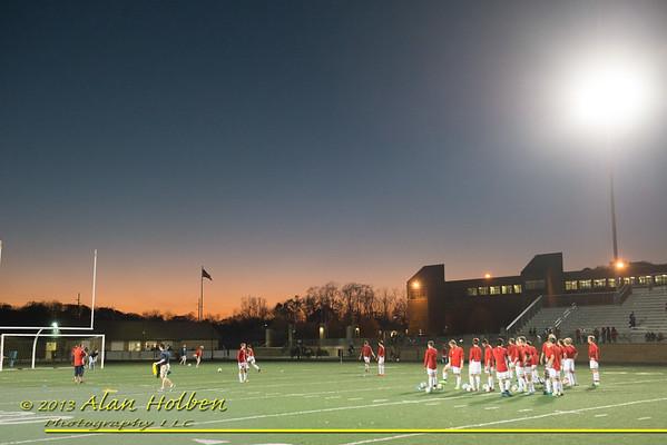 Varsity Men's Soccer - D2 Semi Final - Mason vs Cranbrook