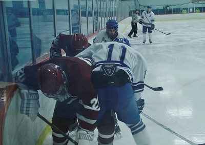 BHS Hockey vs Dedham 012112