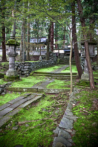 SAKU TEISYOUJI TEMPLE - Japan - Nippon - Japon
