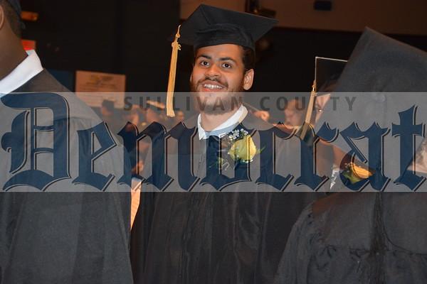 2019 Fallsburg Graduation
