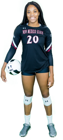 NMSU Athletics - Volleyball