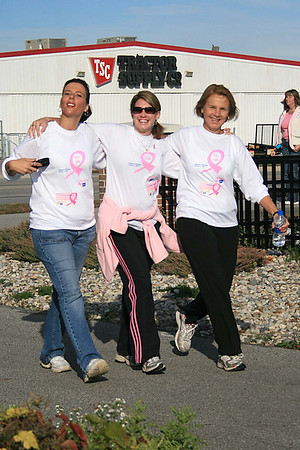 2008 Making Strides Against Breast Cancer VI